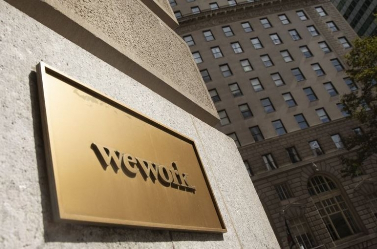 SoftBank bailout would give it control of WeWork: sources