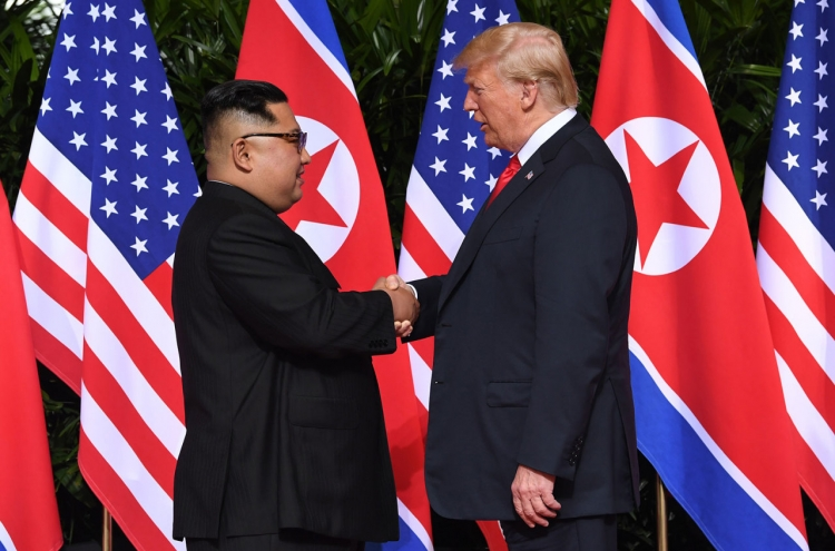 Trump warns N. Korea could lose 'everything' with hostile acts