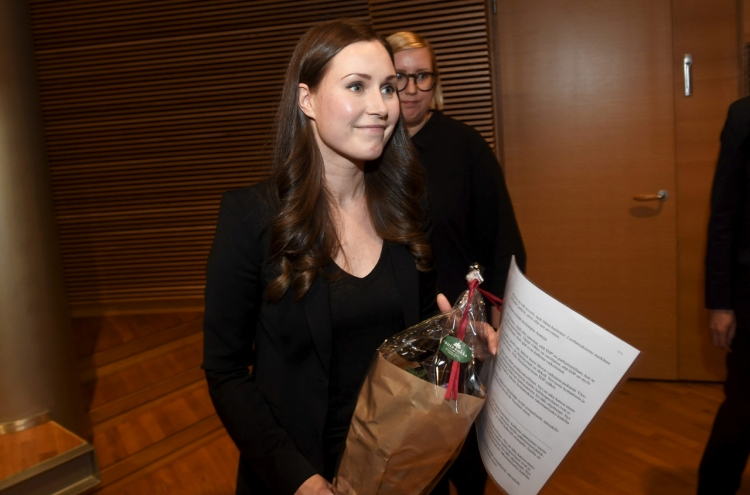 Finland picks youngest-ever prime minister