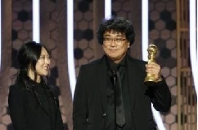Bong Joon-ho's interpreter wows US film industry amid award-winning rally of 'Parasite'
