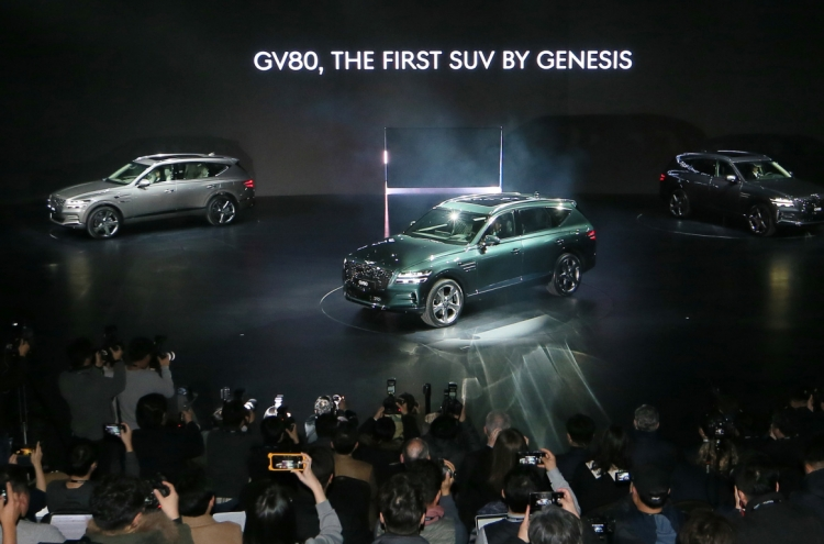 Genesis' first SUV GV80 launched, threatens likes of Benz, BMW