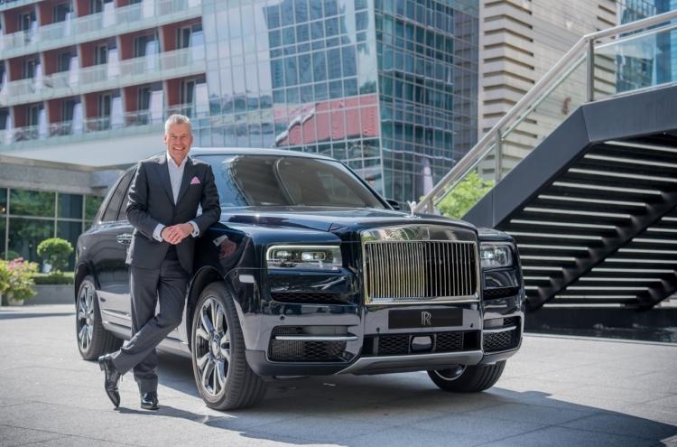 [Herald Interview] S. Korea very lucrative market for Rolls-Royce: CEO