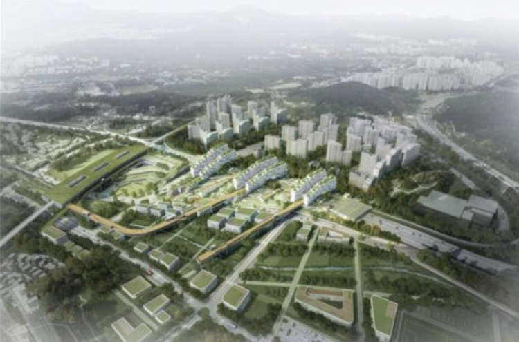 Public housing to be built over highway