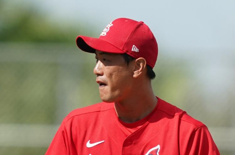 Cardinals' Kim Kwang-hyun to make 1st spring start vs. Marlins