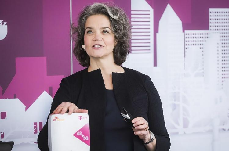 Deutsche Telekom to test-run SKT's 5G tech in Germany