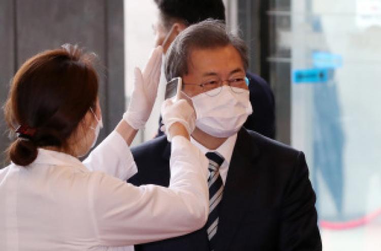 Peak of virus outbreak not in sight: KCDC