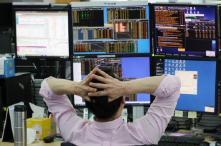 S. Korean companies brace for liquidity crisis in April