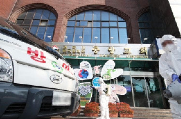 S. Korea ponders naming churches coronavirus danger zones