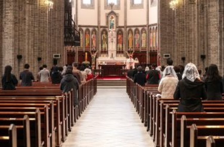 Catholic archdiocese in Gwangju suspends on-site Masses
