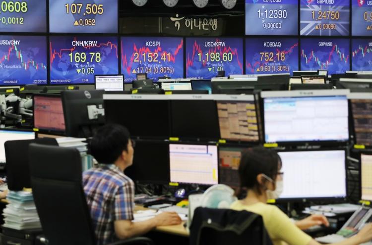 Seoul stocks close higher on economic recovery hopes