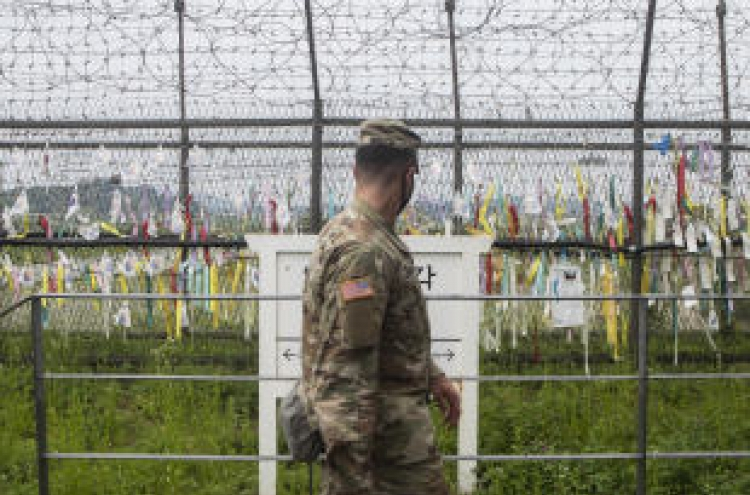 Pentagon lifts travel restrictions on 6 US bases in Korea