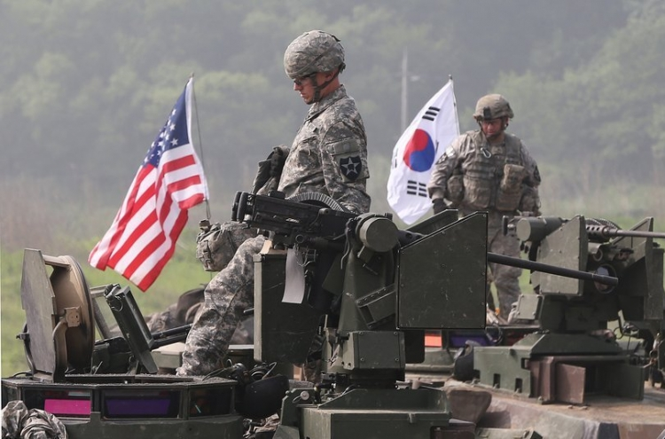 S. Korea, US could suspend again joint drills: sources