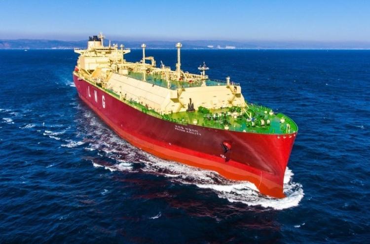 Korean shipbuilders win consecutive orders despite pandemic