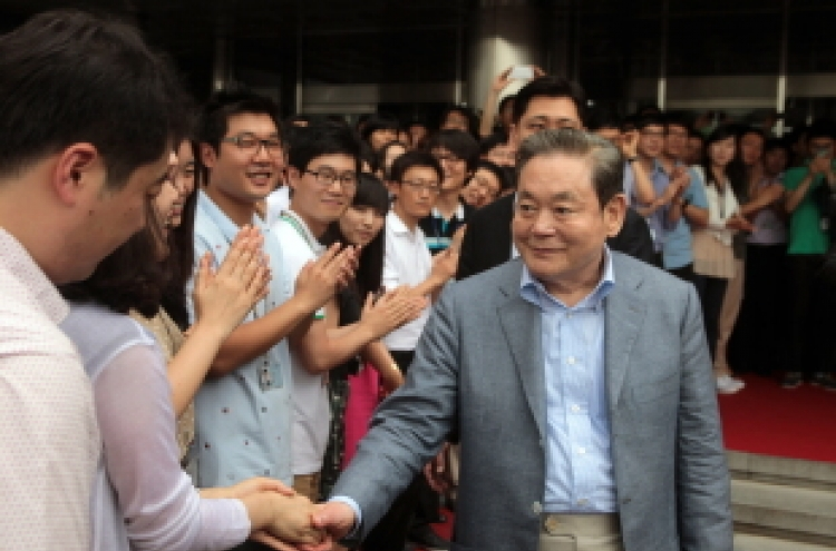Under late tycoon's 27-year leadership, Samsung market cap grew 350 times