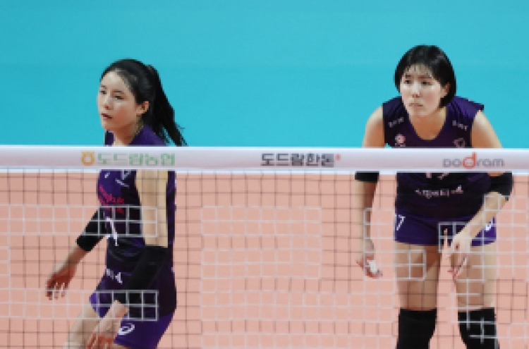 [Newsmaker] Pro volleyball league rocked by bullying scandal involving star players