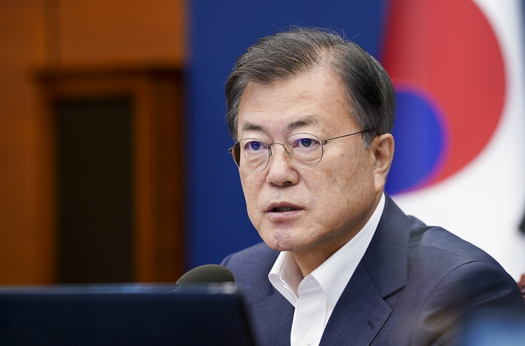 After election defeat, Moon to announce Cabinet revamp 'soon'