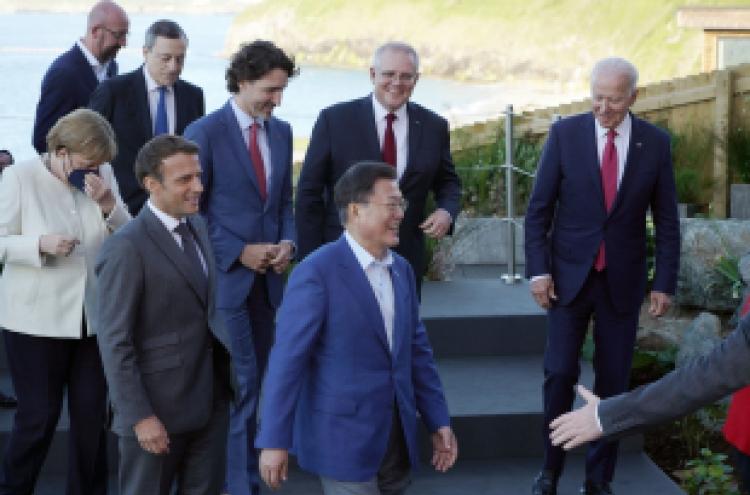 'G-7 invitation signifies Korea's elevated status'