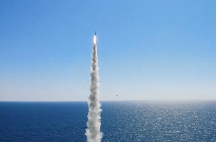 N. Korea downplays S. Korea's SLBM test