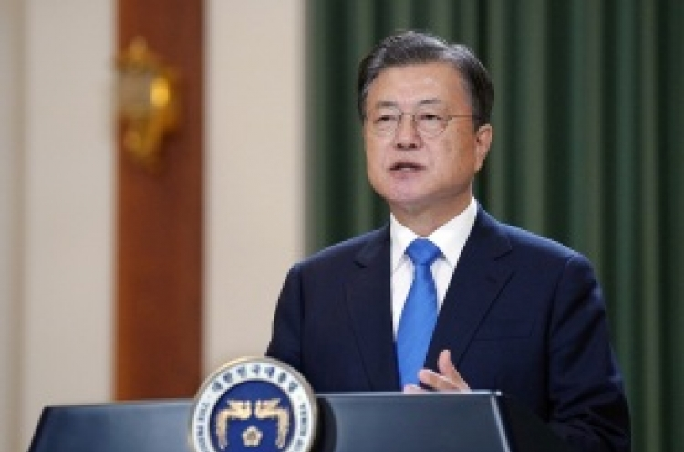 Moon: N. Korea sticks to moratorium on nuclear, ICBM testing, leaving door open for dialogue