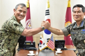"""Diplomacy is """"stronger, powerful"""" to resolve standoff with NK: US Pacific Commander"""