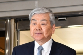 Hanjin Group chief grilled by police