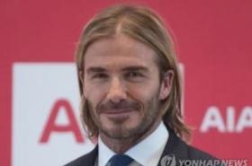 Beckham says Korean natl. team will improve