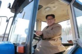 NK leader: Sanctions make our workers' spirit stronger