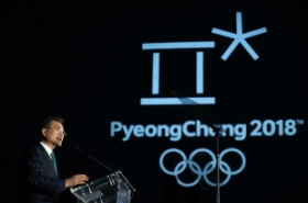 Government denies postponing military drills for Olympics