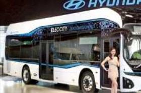 Seoul bus fleet to go electric starting 2018