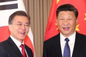 S. Korea, China seek bilateral summit in mid-December