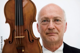 Vienna Philharmonic's concertmaster Rainer Kuchl to perform in Korea