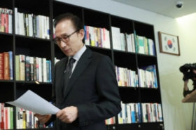 Political maelstrom follows Moon-Lee spat