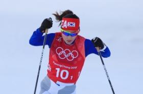 S. Korea fails to advance to cross-country skiing women's team sprint final