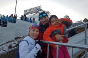 Veteran S. Korean cross-country skier bids adieu to Winter Games