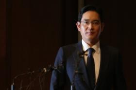 Samsung heir skips board meeting