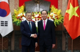 Seoul, Hanoi agree on more trade, cooperation