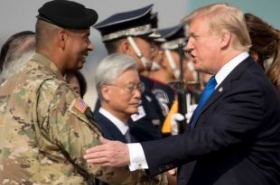 Opportunity for Trump-Kim summit is 'just delayed': USFK commander