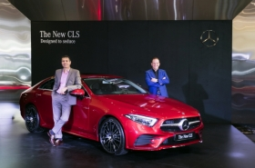 Benz Korea reveals new CLS coupe, aims to sell over 2,300 units