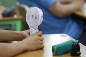 Be careful when using handheld fans: ministry