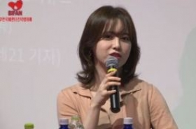 Ku Hye-sun opens up on rumors of pregnancy, plastic surgery