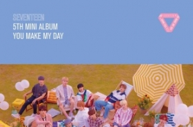 Seventeen's new EP dominates online charts