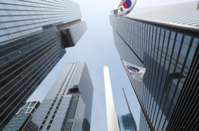Samsung Electronics pulls along H1 growth in Kospi earnings