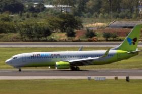 Govt. decides not to cancel Jin Air's license