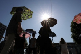 Heat wave to continue through weekend, but no more tropical nights