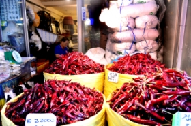 Mangwon, a peek into Seoulites' daily lives