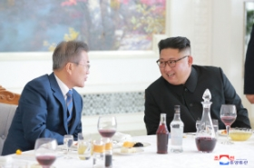 Strong inter-Korean bond boosts Seoul's role in denuclearization talks