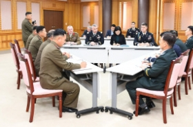 Two Koreas, UNC hold second round of trilateral talks
