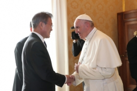 Pope's North Korea trip not ruled out: report