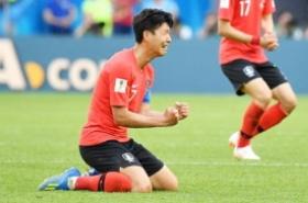 Son Heung-min wins fan vote for S. Korea's top goal in 2018