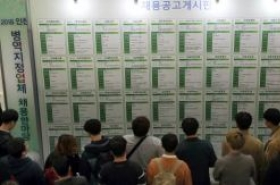 Korea jobless rate exceeds that of US in Q3